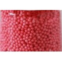 Драже розовое перламутровое 2-3 мм, посыпка, 20 г