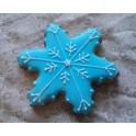 Снежинка. Вырубка для пряников, печенья, мастики