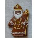 Святой Николай. Вырубка для пряников, печенья, мастики
