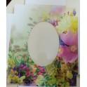Весна, коробка 21.5х16.5х4 см с окошком