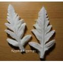 ВН685:: Листья мака, вайнер 10х5 см